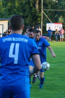 NEB-Turnier FV Löchgau - Spvgg Besigheim foto: benjamin stollenberg